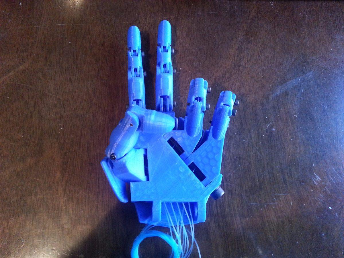 Mano Robotica Kit La Mejor   170000 en Mercado Libre