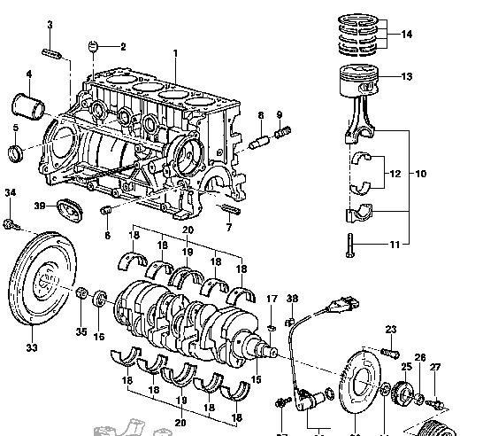Manual De Despiece Chevrolet C10, C20, C30, En Español