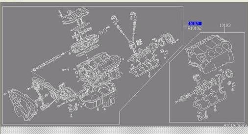 Manual De Despiece Nissan Pathfinder 2005-2010 Envio Web