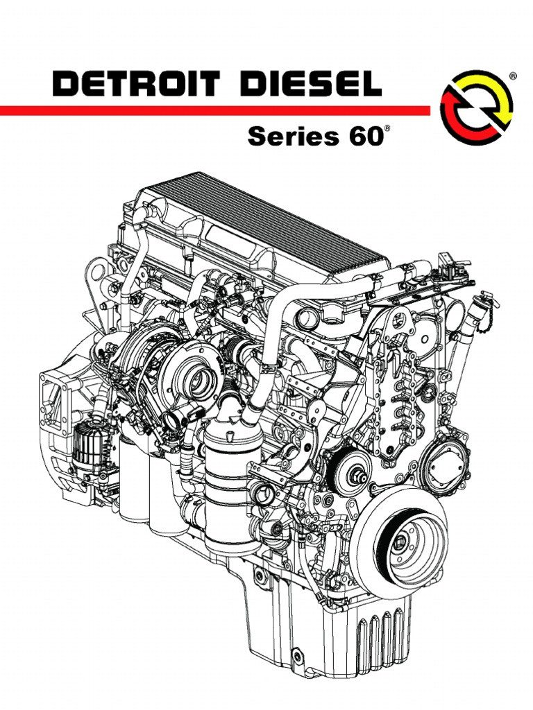 Manual De Motores Diesel Detroit Dd15