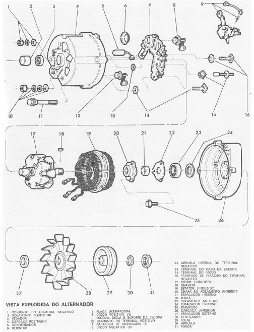 Manual De Serviço, Reparo Manutenção Chevrolet C10