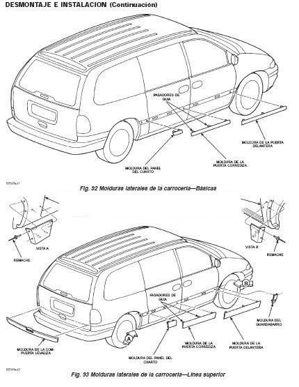 Manual De Taller County,caravan, Voyager 99 En Españo En