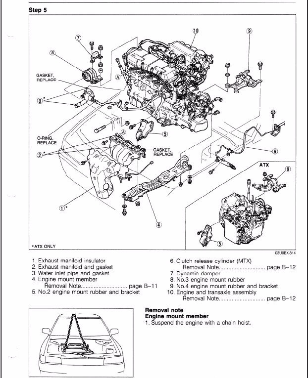 Manual De Taller Diagramas Electricos Mazda 323 1985-1989