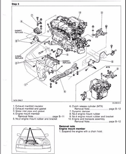 Manual De Taller Diagramas Electricos Mazda 323 1985-1989
