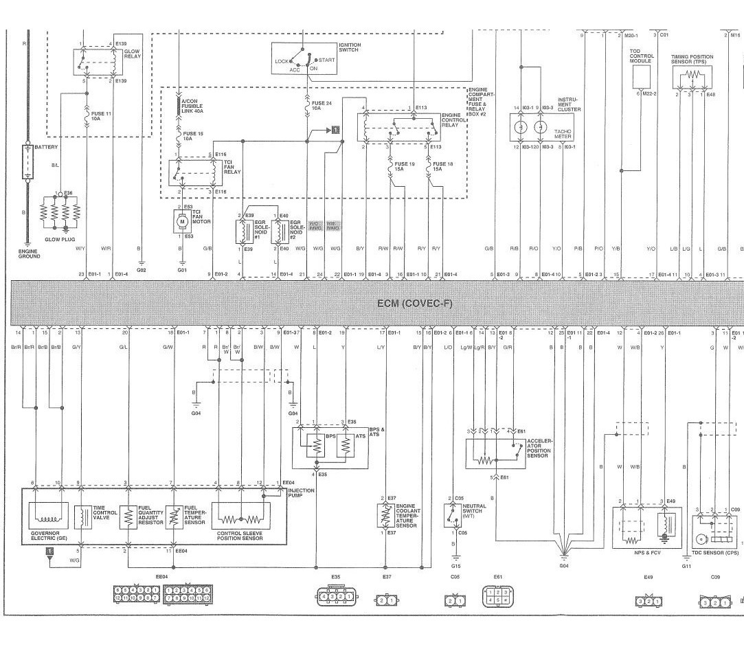 Manual De Taller Diagramas Hyundai Terracan 2001-2007