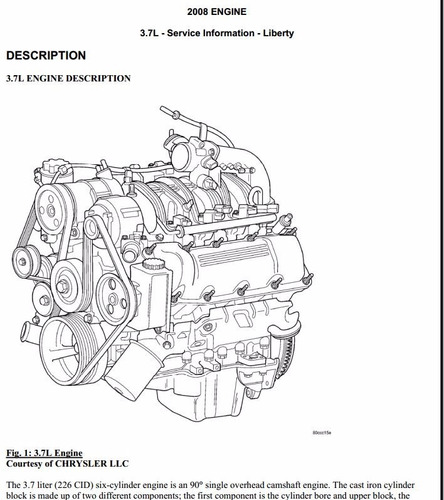Manual De Taller Diagramas Jeep Liberty Kk 2008-2013 Pdf