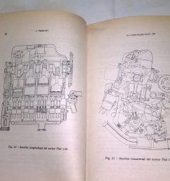fiat 128 wiring diagram [ 1200 x 1008 Pixel ]