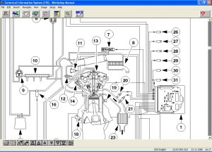 Manual De Taller Ford Motorhome 20062007 Envio Web  $ 5