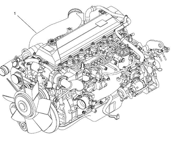 Manual De Taller Hino Motor J08c 1996-2003, Envio Gratis