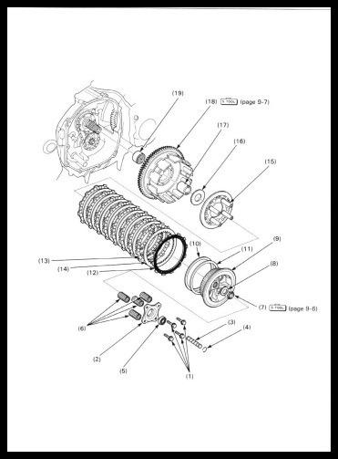 Manual De Taller Honda Cbr 600 F2 91-94. 3 Manuales