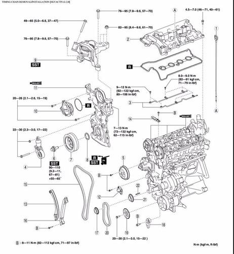 Manual De Taller Reparación Diagramas Mazda Cx5 2013-2016