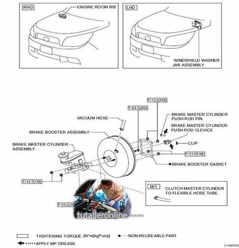 Manual De Taller Toyota Terios Bego Cool Sport 2008-2011