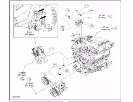 Manual Mecánica Reparación Ford Explorer 05-11 Eddie Bauer