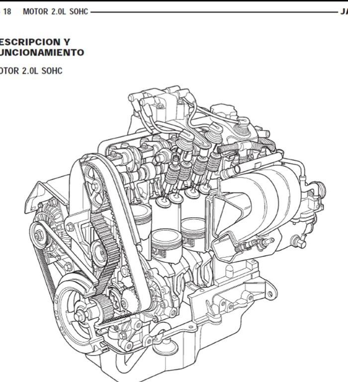 Manual Mecanica Y Reparación Chrysler Stratus 98 En