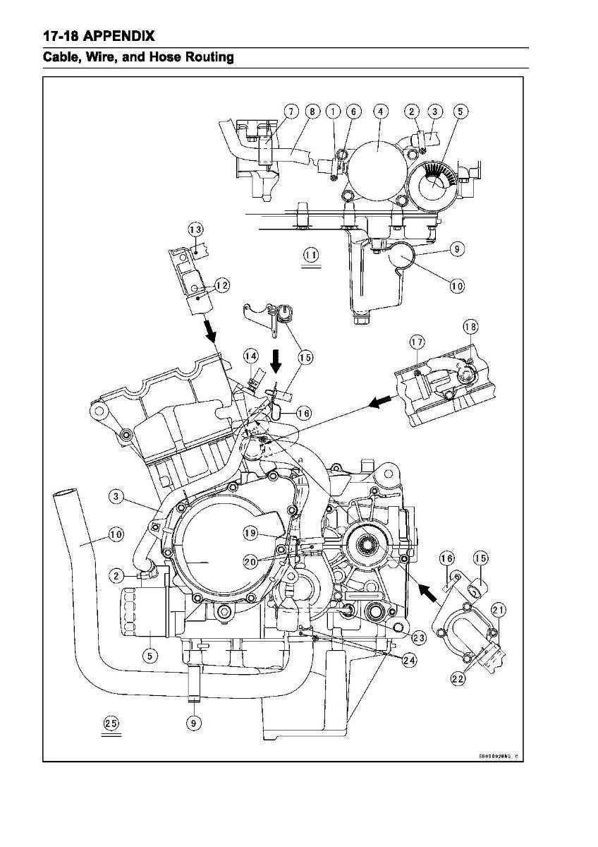 hight resolution of manual servi o kawasaki vulcan 750 mec nico carregando zoom