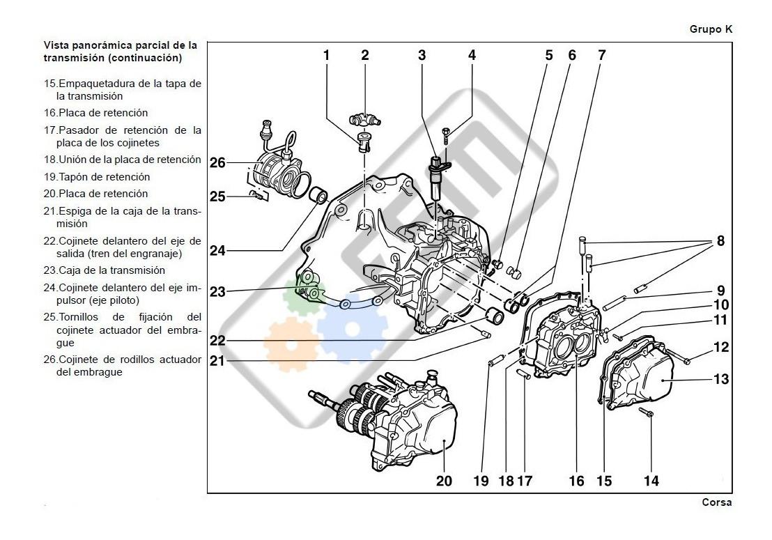 Manual Taller Chevrolet Corsa Wind Motor 1.0 1.8 Español