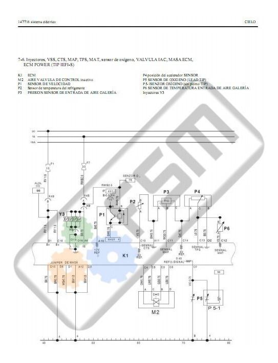 Manual Taller Daewoo Cielo Español Motor Caja Freno