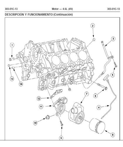 Manual Taller Diagramas E Ford Mustang 1994 2004 Español