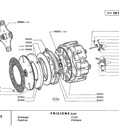 wrg 2562 1973 fiat automotive wiring diagrams fiat 780 wiring diagram [ 1200 x 863 Pixel ]