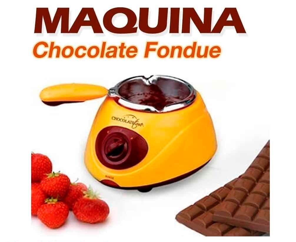 Maquina Chocolate Fondue derrite mas De 30 Accesorios