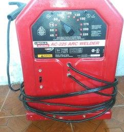 weldanpower 200 wiring diagram wiring diagram and schematics on lincoln 225 welding machine  [ 900 x 1200 Pixel ]