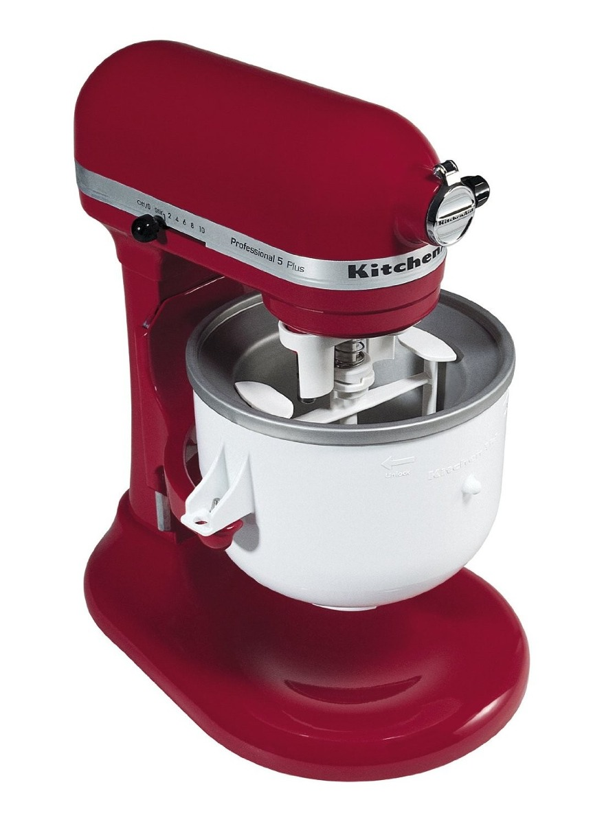 Maquina Nieve Kitchenaid Kica0wh Ice Cream Maker