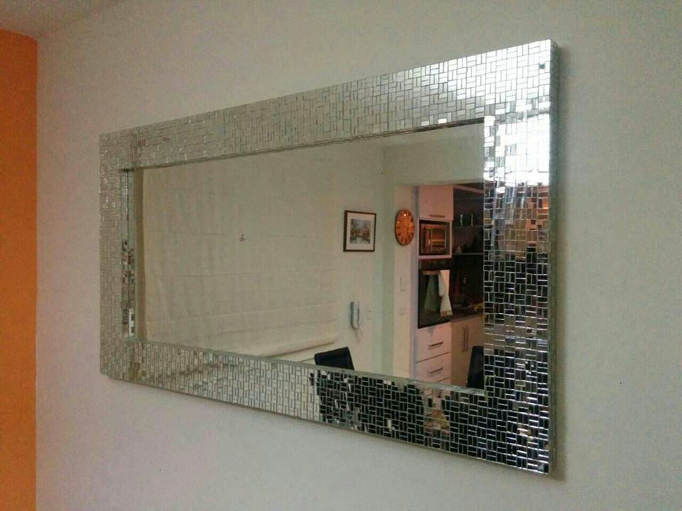 Marcos Con Espejos Decorados Vitromosaico  Bs 500000
