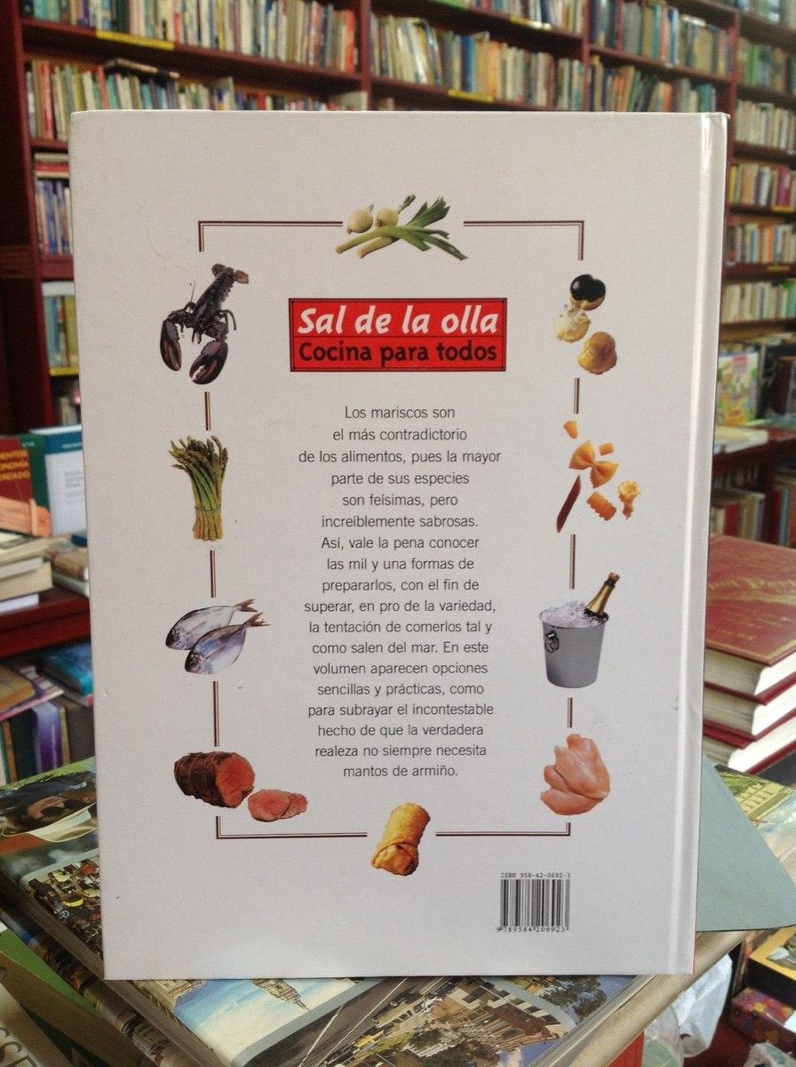 Mariscos Sal De La Olla Cocina Para Todos   32000 en