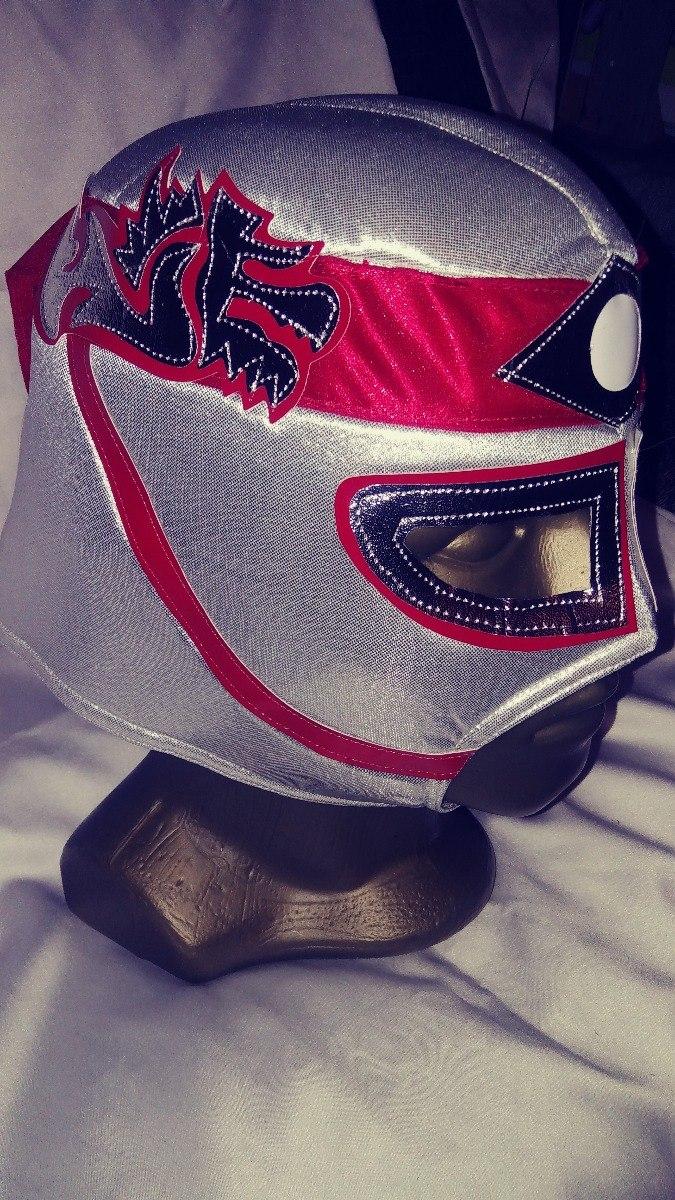Mascara De Luchador Hijo De Octagon Para Adulto Esponja