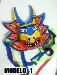 Mascaras De Diablos De Yare Para Colorear Resultado De