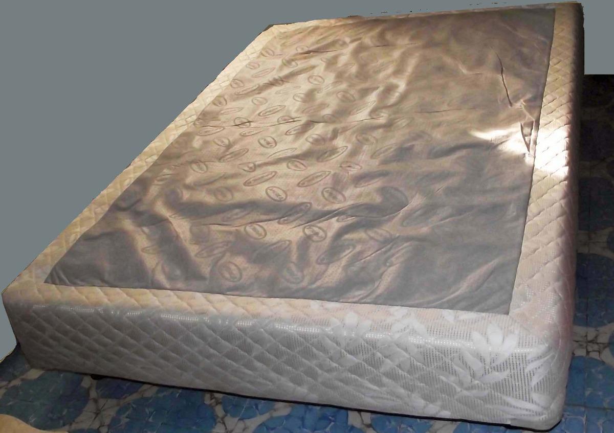 sofa cama usados distrito federal outdoor covers australia boxspring base de matrimonial america semi nueva