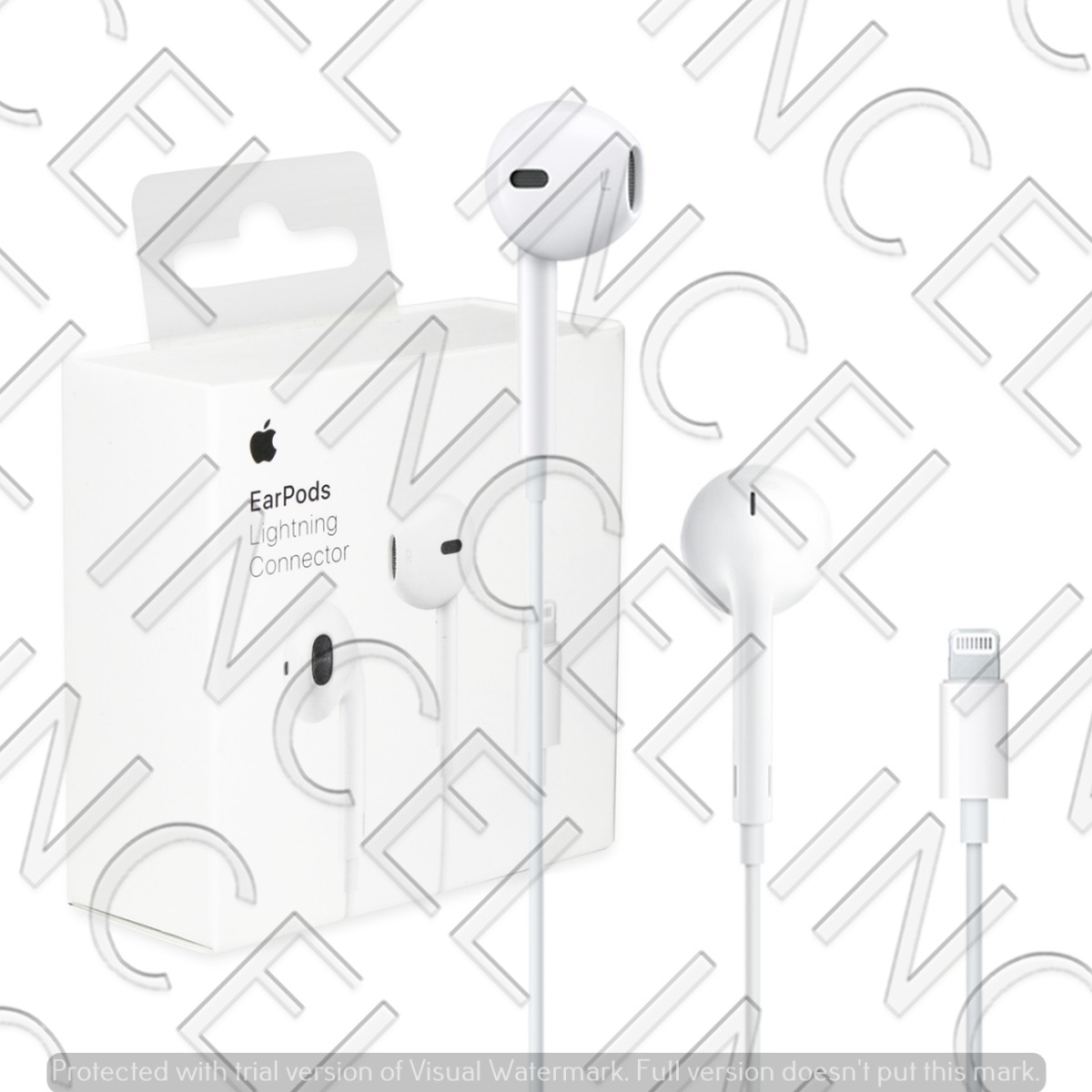 Mayoreo! Earpods Ligthing iPhone Manos Libres (min 7 Pzs