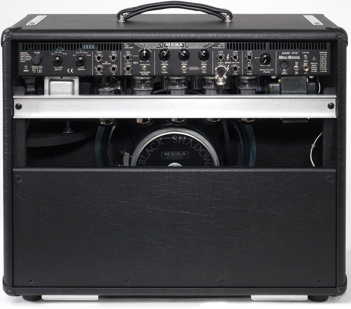 Mesa Boogie Mark V Combo Para Guitarra   26761712 en