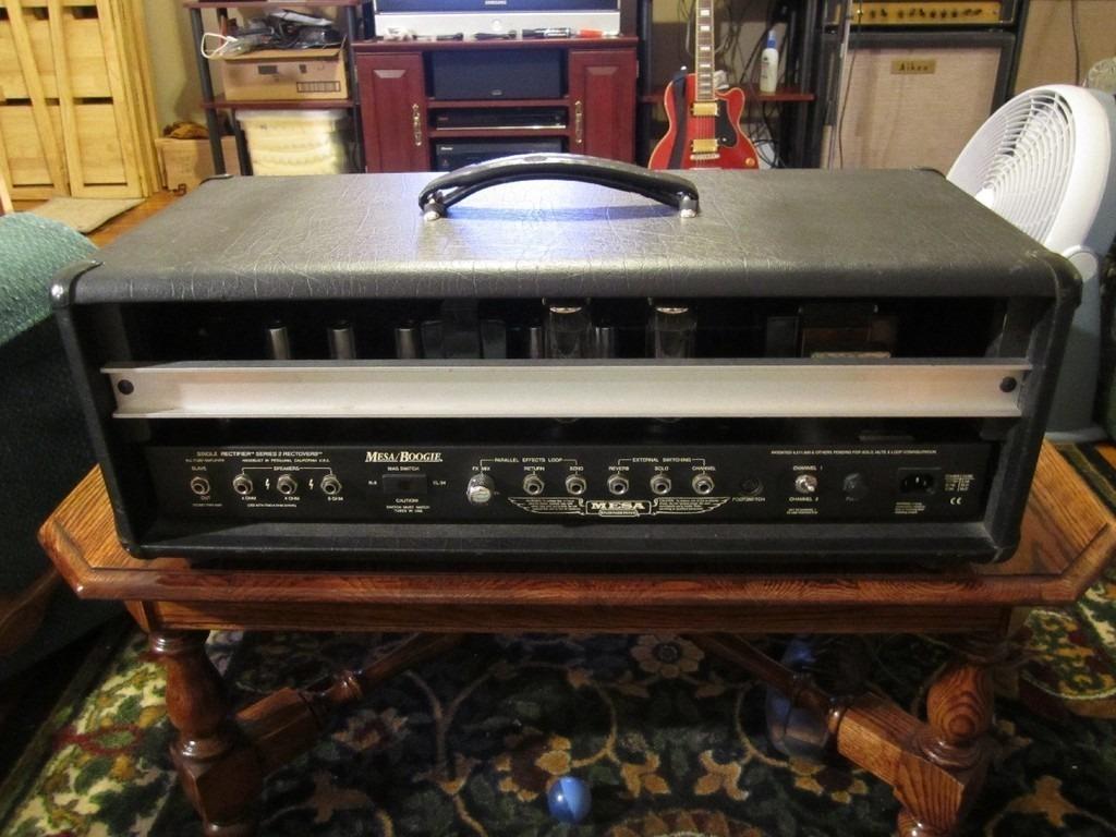 Mesa Boogie Single Rectifier Rect O Verb   4000000 en