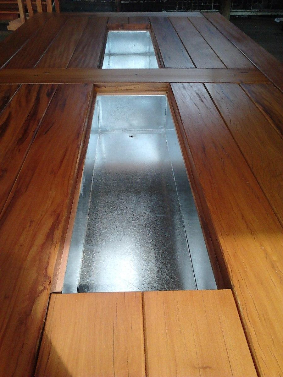 Mesa Cooler Madeira De Demolio sp  R 384000 em