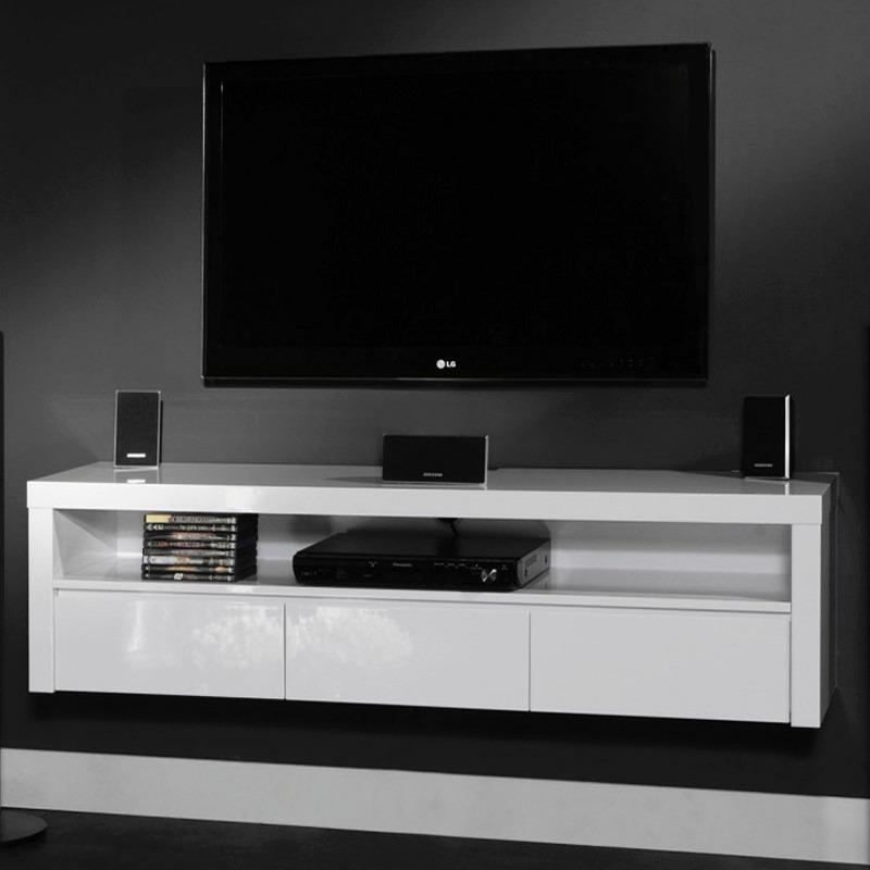 Imagen G  Mesa De Televisin Moderna Flotante Ref Atyla