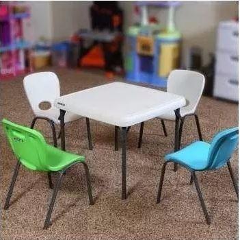 Mesa Plegable Infantil Lifetime   94900 en Mercado Libre