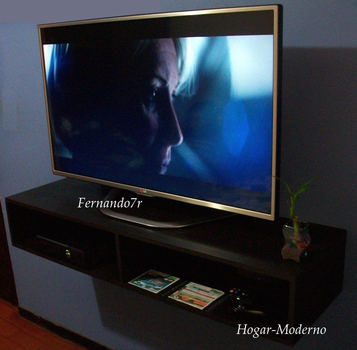 Mesa Tv Flotante   145000 en Mercado Libre
