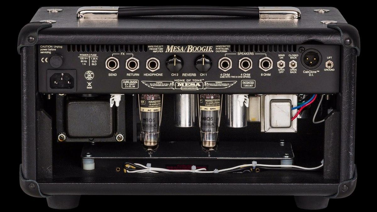 Mesaboogie Cabezal De Guitarra Mark V 25 25w Daiam