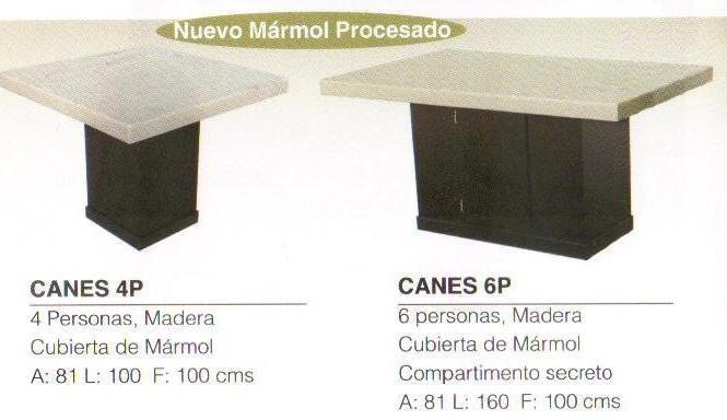 Mesas Para Comedor Chocolate Con Superficie Marmol Blanco   380000 en Mercado Libre