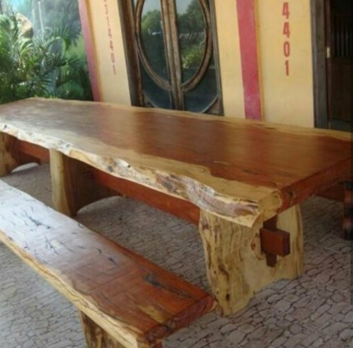 Mesas Rusticas  R 70000 em Mercado Livre