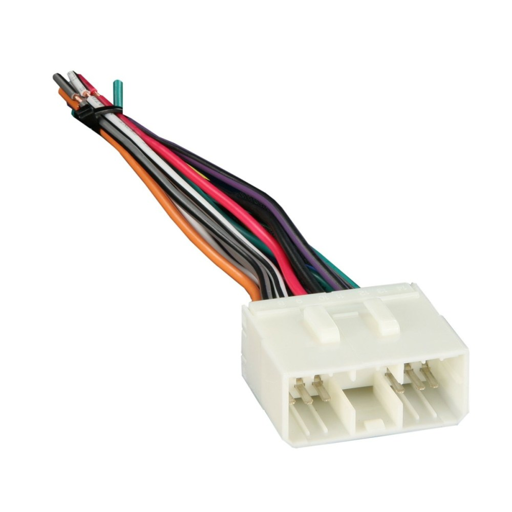 medium resolution of metra 70 8901 radio wiring harness for subaru 90 06 377 48 en mercado libre
