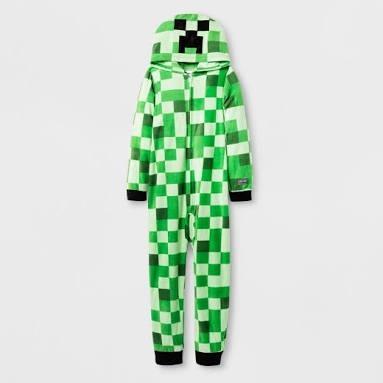 Minecraft Creeper Pijama Original Nio T M Envo Gratis 80000 En Mercado Libre