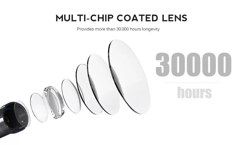 Mini Projetor Led Profissional 600 Lumens Av Hdmi Usb