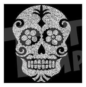 Tatuajes Calaveras Mexicanas Insumos Para Tatuajes En Mercado
