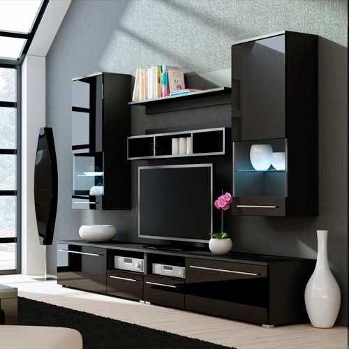 Modular Mueble Lcd mesa Para Tv Vajillero Rack Led