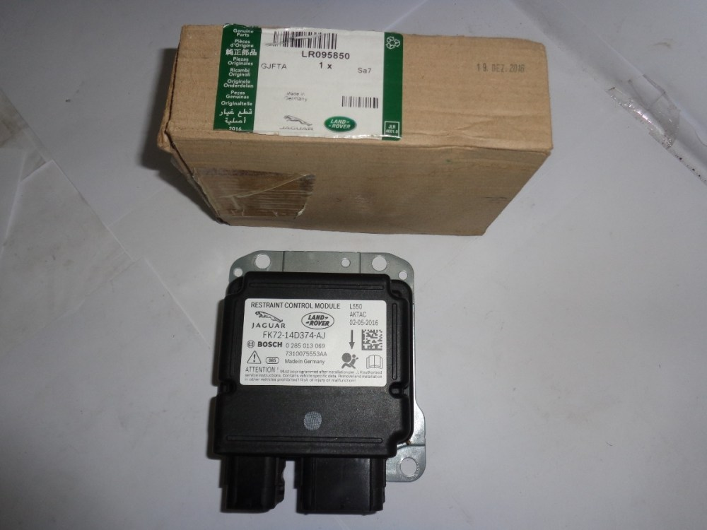 medium resolution of modulo diagnostico airbag land rover lr095850 carregando zoom