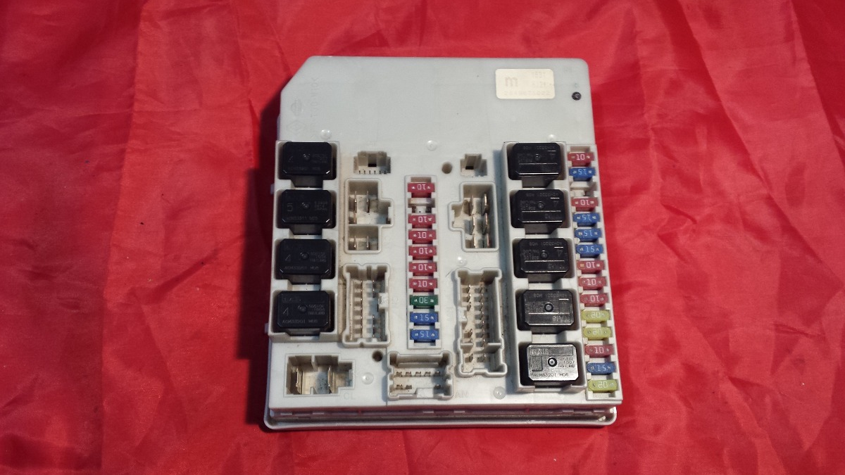 2007 Nissan Armada Ipdm - 2005 nissan an fuse box electrical