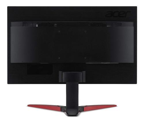 Monitor Gamer Acer Kg241q Pbiip 23.6 1080p 144hz 1ms Laaca - U$S 329.00 en Mercado Libre
