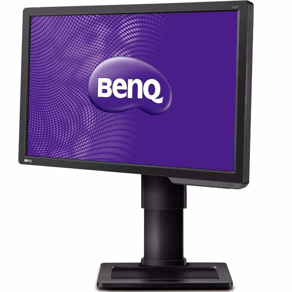 Monitor Gamer Benq 24´ Pol 144hz 1ms Xl2411 - R$ 2.125.05 em Mercado Livre